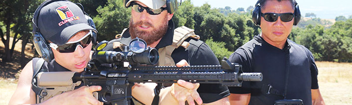 Event image tactical rifle level 2