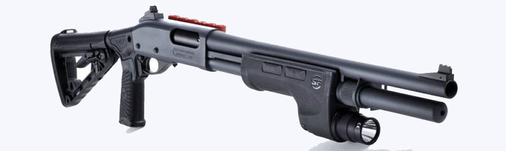 Event image tactical shotgun